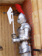 Suit of Armour Statues photo