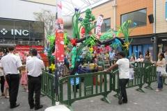 Balloon Installations - Under the Sea theme
