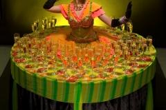 Carnival Human Table