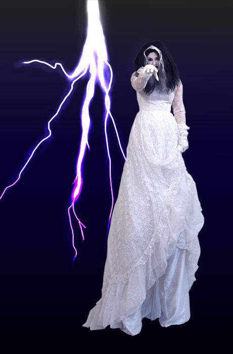 Bride Of Frankenstein Larger Than Life