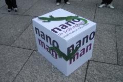 Man in a Box - Branding the box