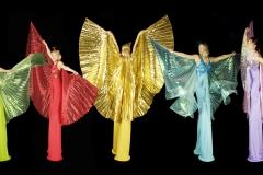 Mariposa - Stilt walkers