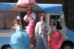 Mr Wippy and the Conettes - Big Brollies