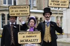 The Temperance Society