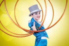 Top Hat & Hoops