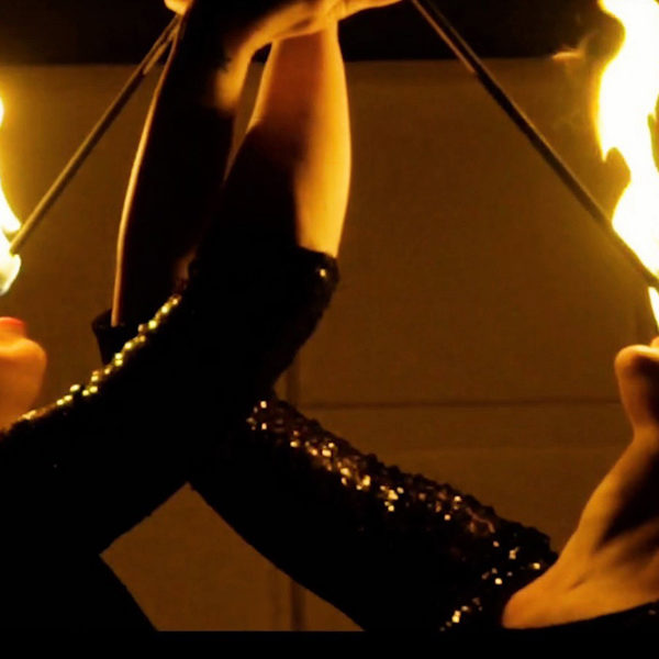Fire Belles - Fire performers
