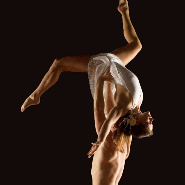 In The Balance - Acrobatic Duet
