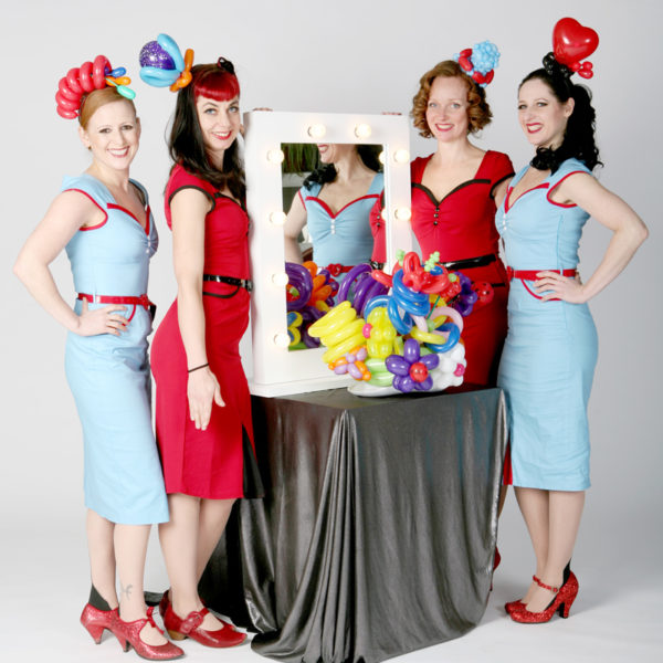 Inflate-a-Belles Pop Up Boutique