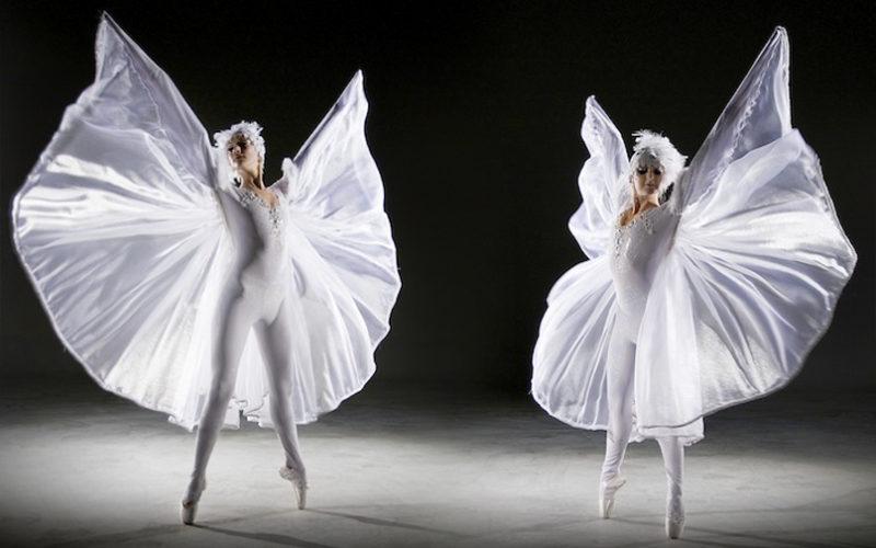Crystalline Ballerinas