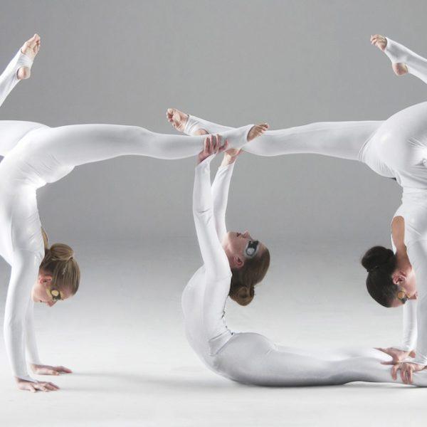 All Girls Acrobats