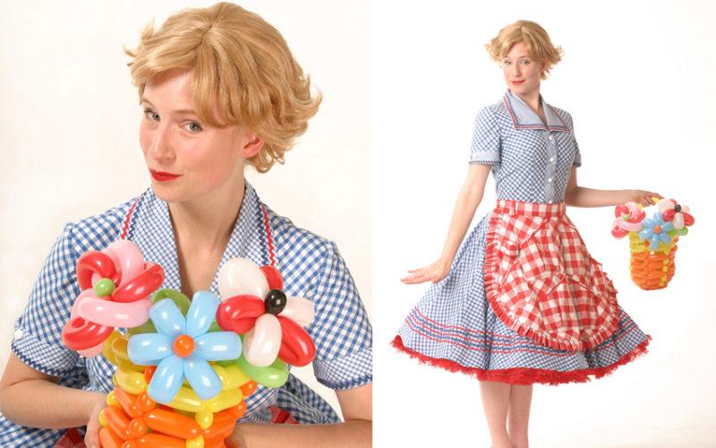 Agatha Twist - Balloon Modeller