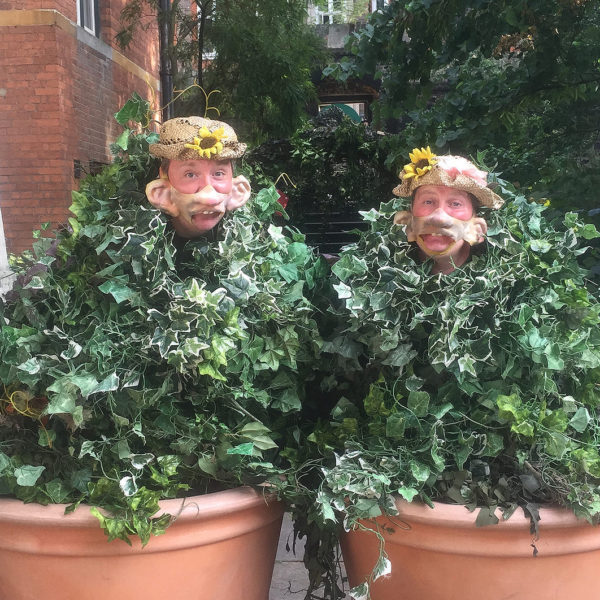 Greenfinger Folk - Comedy walkabout characters