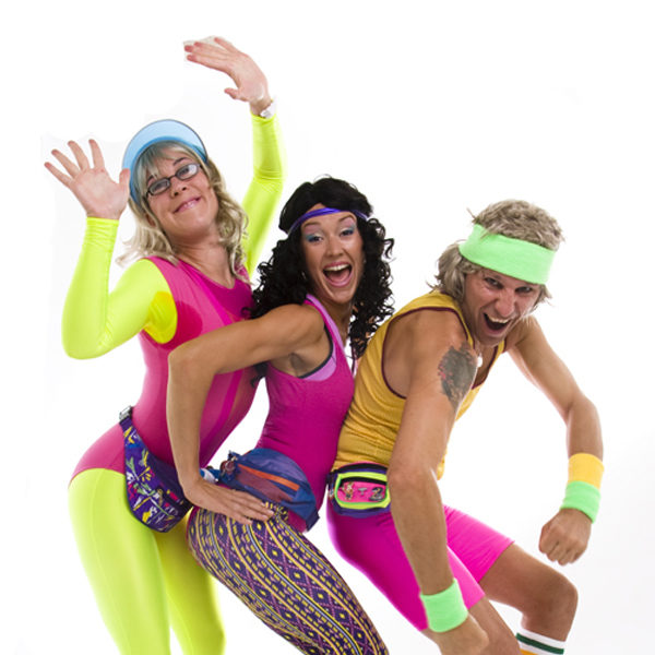 Legwarmerz - Comedy aerobics instructors