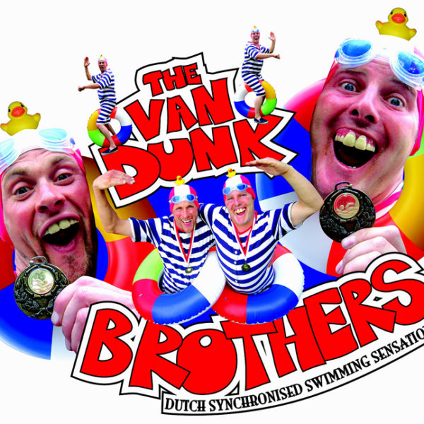 Van Dunk Brothers - Comedy walkabout and shows