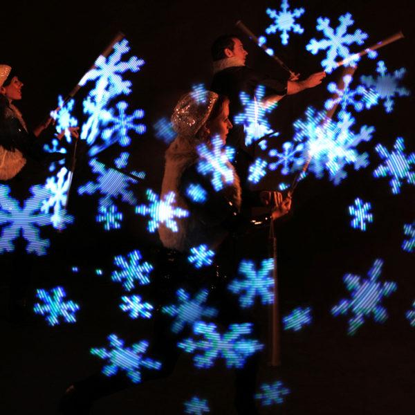 Wonderland - Christmas themed LED show