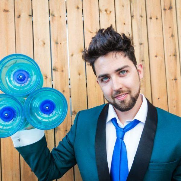 Marky Jay - Comedy Juggler