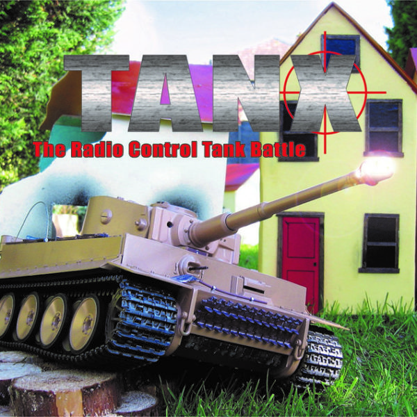 Tanx - Radio controlled tank battle