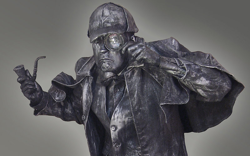 Victorian Statues - Living statues for Victorian themed events