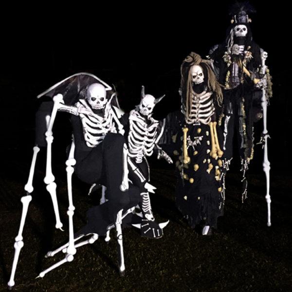 Voo Boo - Halloween walkabout characters