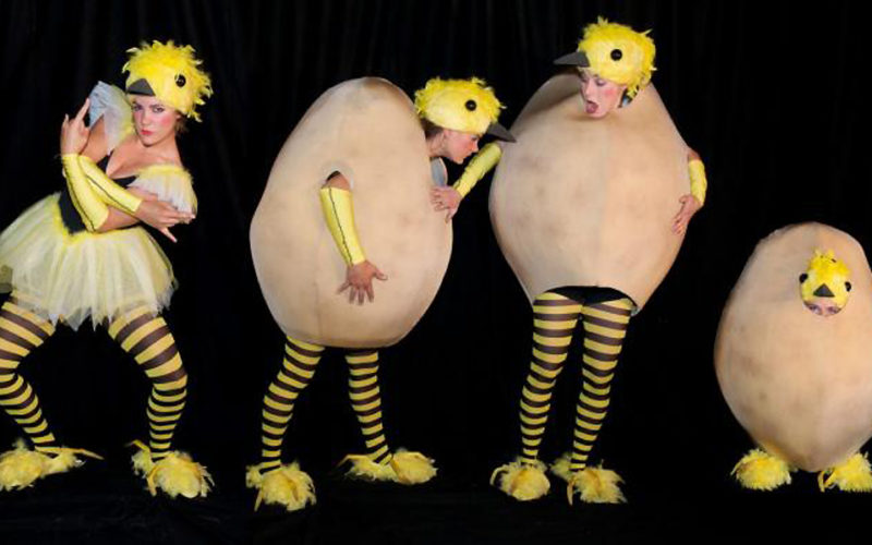 Chicks - Comedy walkabout