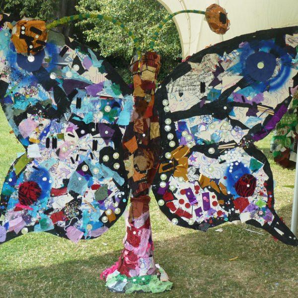 Big Art Workshops - Spectacular sculptures and murals