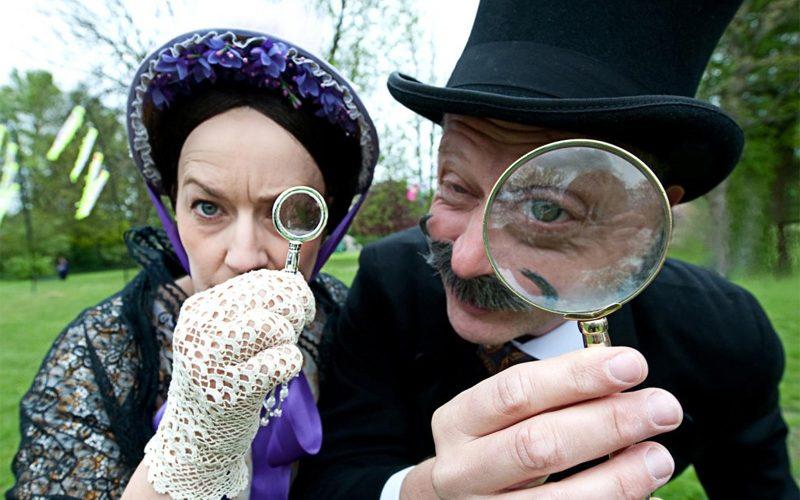 The Temperance Society - Victorian values aplenty